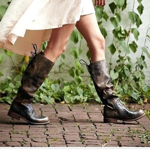 Bed Stu Manchester Tall Boots   Poshmark